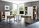 Büromöbel Arbeitszimmer Home Office komplett Set OFFICE EDITION (Set...